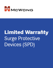 McWong SPD Warranty